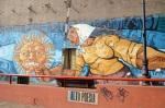Graffiti in la Boca..