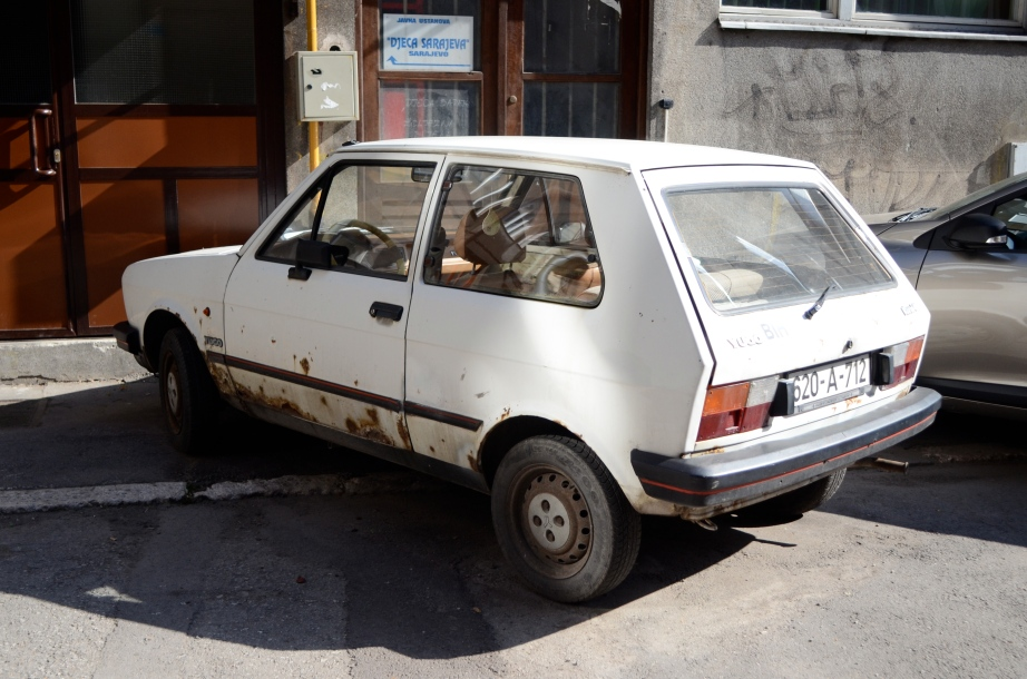 """Yugo"" the car.."